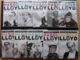 Harold Lloyd: The Definitive Collection