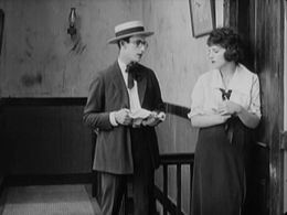 Bumping Into Broadway (1919)